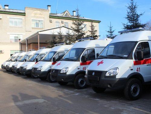 На 95% обновлен автопарк скорой помощи в ЕАО