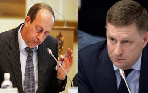 Левинталь тянет ЕАО на дно: не пора ли сменить губернатора или присоединиться к Хабаровскому краю под руководством Фургала?