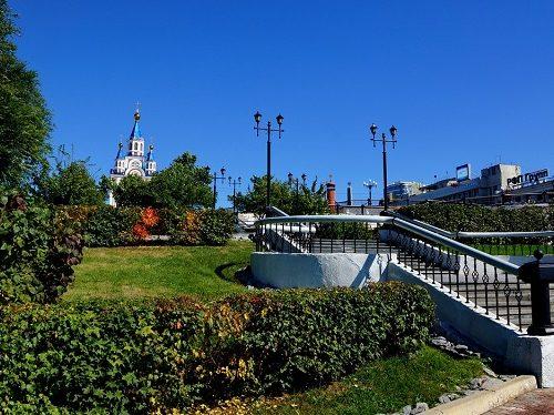 Ход конем: Фургал попросит сделать Хабаровск городом федерального значения