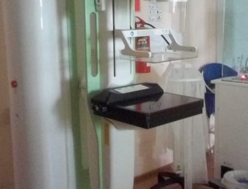 Огромную очередь собрал маммографический субботник в Биробиджане
