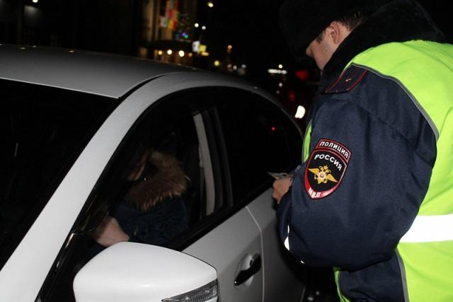 «Охоту» на нетрезвых водителей объявили в ЕАО