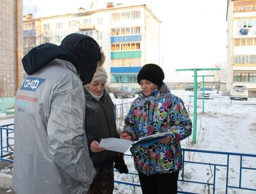 Работой газовщиков в ЕАО озаботились общественники