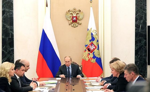 Об эпидемии гриппа в ЕАО доложили Владимиру Путину