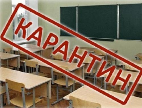 В Биробиджане все школы закрыты на карантин