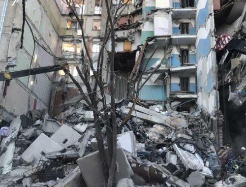 Пострадавший от взрыва дом в Магнитогорске признан пригодным для проживания