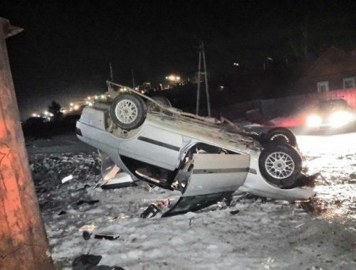Водитель без прав погиб в ДТП в ЕАО