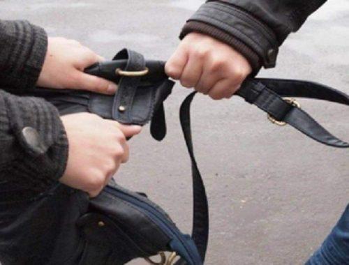 Подростки грабили детей в Биробиджане