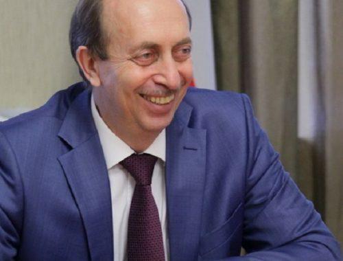 Губернатор Левинталь назвал забавной новость о своей отставке