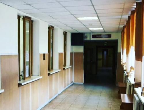 Процедурные кабинеты в областной поликлинике меняют место жительства