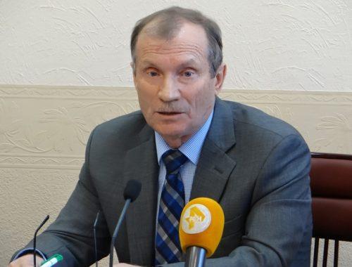 Павел Ворожбит в Гордуме: «Не надо нас учить!»