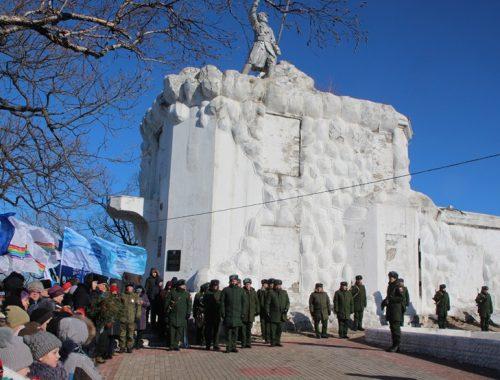 97-ю годовщину Волочаевского боя отметили в ЕАО
