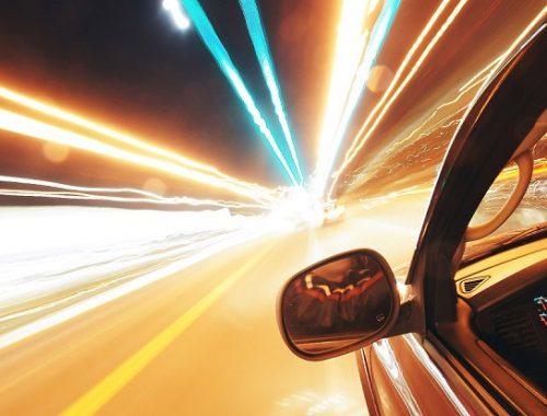 Опасные «финты» выделывал пьяный водитель на улицах Биробиджана