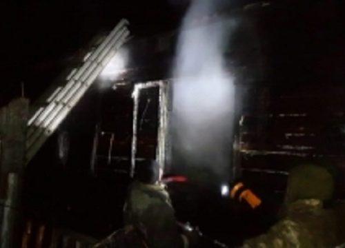 Сотрудники ПДН не интересовались условиями жизни детей, сгоревших заживо в с. Амурзет