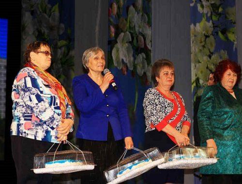 В Биробиджане наградили активистов ТОС