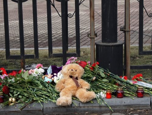 В годовщину трагедии в Кемерово в Биробиджанской епархии почтут память погибших (12+)