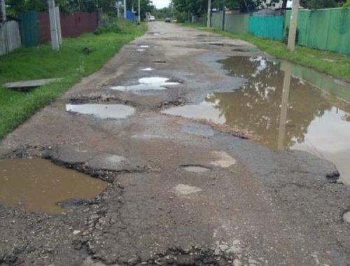 Суд отказал администрации п. Николаевка в отсрочке ремонта дорог