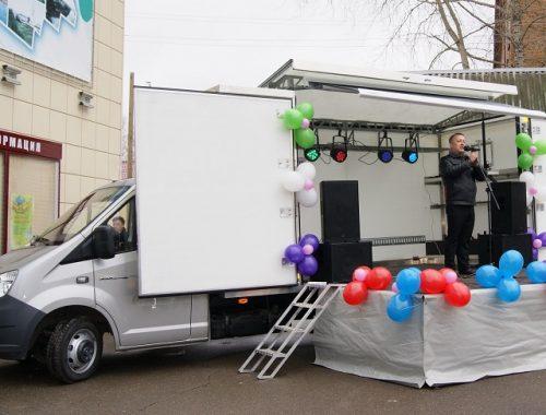 Передвижные автоклубы закупят для районов ЕАО