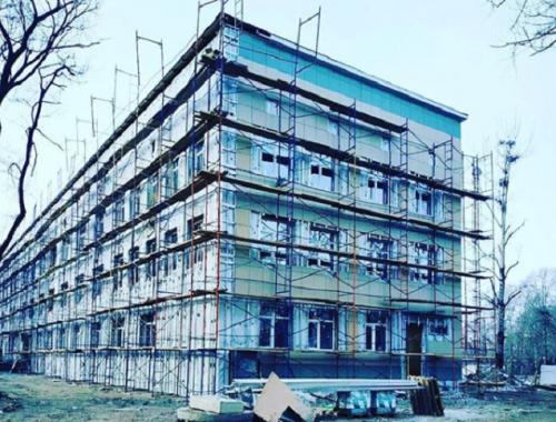 Минздрав РФ поддержал строительство дополнительного корпуса детской больницы