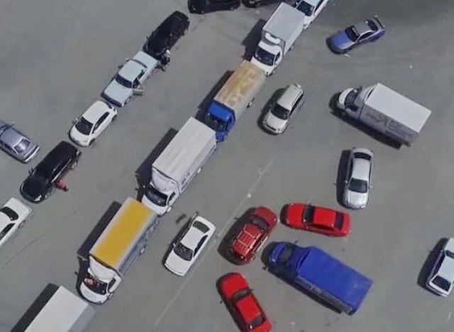 Свыше 100 автомобилей примут участие во флешмобе «Вечный огонь»