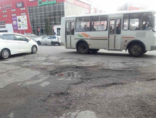 Стало известно, какие дороги отремонтируют в Биробиджане в 2019 году