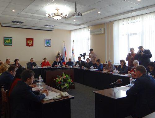 Для вида провели конкурс по отбору кандидатов на должность мэра Биробиджана