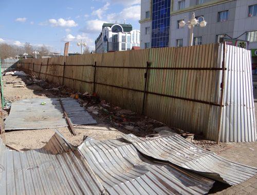 «Туристическая жуть»: в самом центре Биробиджана образовалась свалка