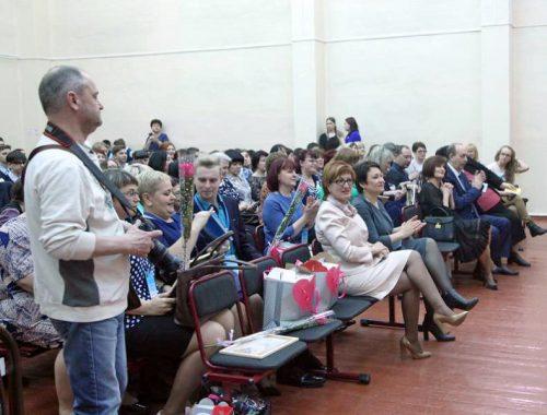 В ЕАО определился победитель конкурса «Учитель года»