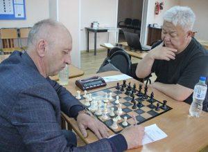 Дальневосточных шахматистов собрал турнир в Биробиджане
