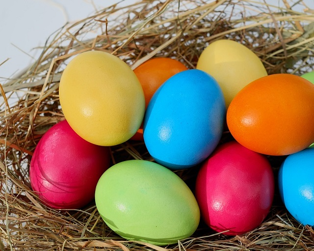 Сколько яиц можно съесть на Пасху без вреда для здоровья