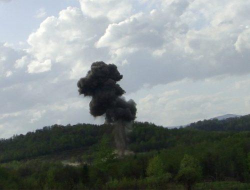 Больше тысячи артиллерийских снарядов уничтожили в ЕАО