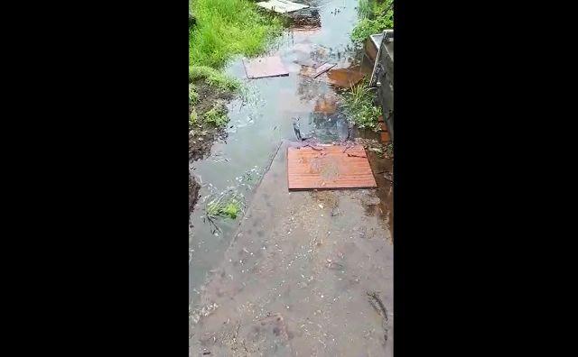 Села Раздольное и Кирга уходят под воду