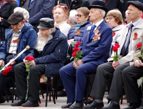Минтруд подсчитал число ветеранов Великой Отечественной войны