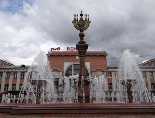 Новые системы безопасности появятся на железнодорожном вокзале в Биробиджане