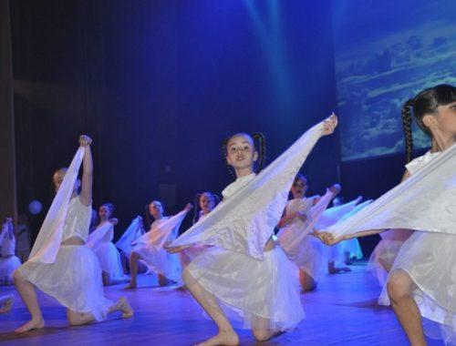 Шоу-группа «Феникс» в Биробиджане подтвердила статус «Образцовый художественный коллектив»
