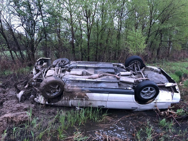Водитель оставил пострадавшего ребенка на месте ДТП в ЕАО
