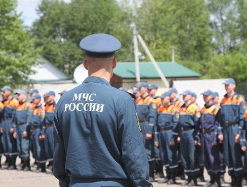 Спасатели из Хабаровска прибыли на помощь жителям ЕАО
