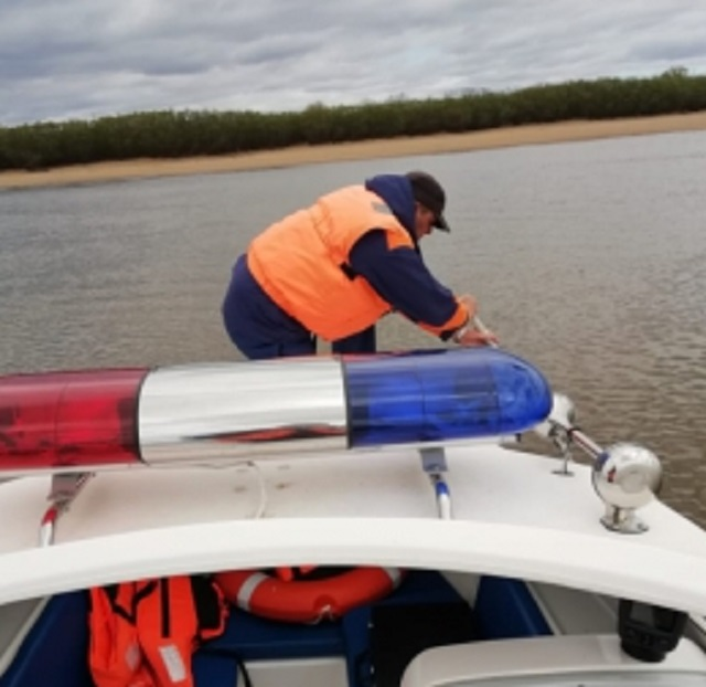 Поиски пропавшего рыбака продолжаются в ЕАО
