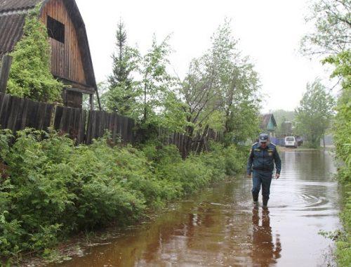Завтра в ЕАО доставят водоналивные дамбы для защиты от наводнения