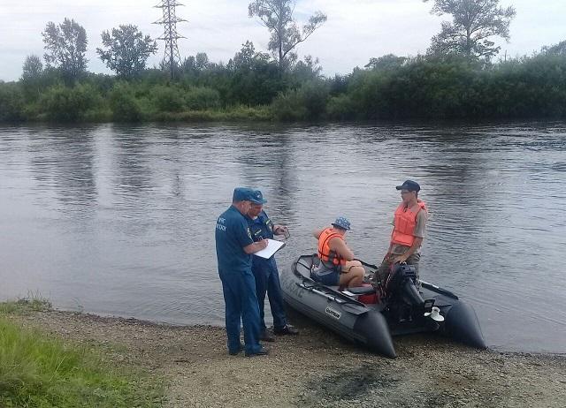 Спасатели патрулируют водоемы ЕАО