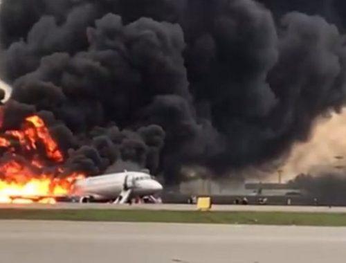 Эксперт МАК назвал предварительную причину авиакатастрофы SSJ-100 в Шереметьево