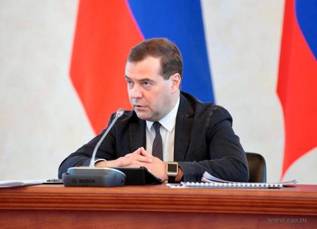 Премьер-министр Дмитрий Медведев может посетить ЕАО