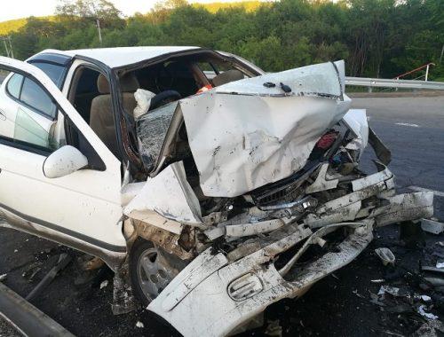 Шесть ДТП с пострадавшими произошли в ЕАО за сутки