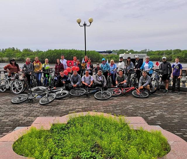 Велопробег в честь Дня молодежи состоится в Биробиджане