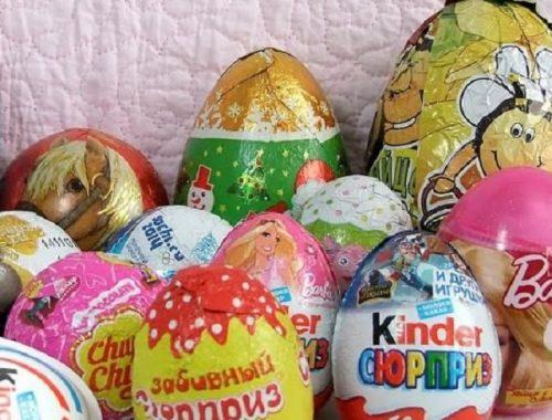 Юной биробиджанке «простили» кражу шоколадных яиц