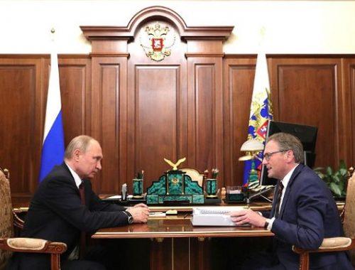 Уголовное преследование, рост давления и «рамка»: Титов доложил Путину о проблемах бизнеса