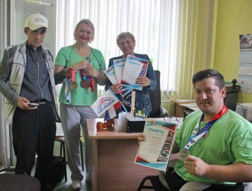 «Особенные» спортсмены ЕАО стали призерами межрегионального турнира