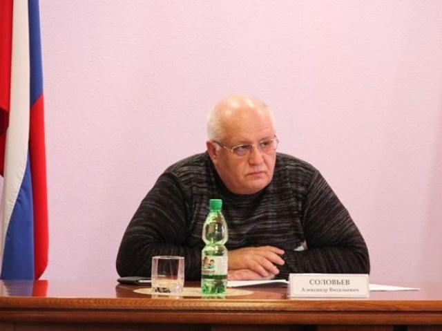 Громкая отставка в правительстве ЕАО: уволился зампред Александр Соловьев