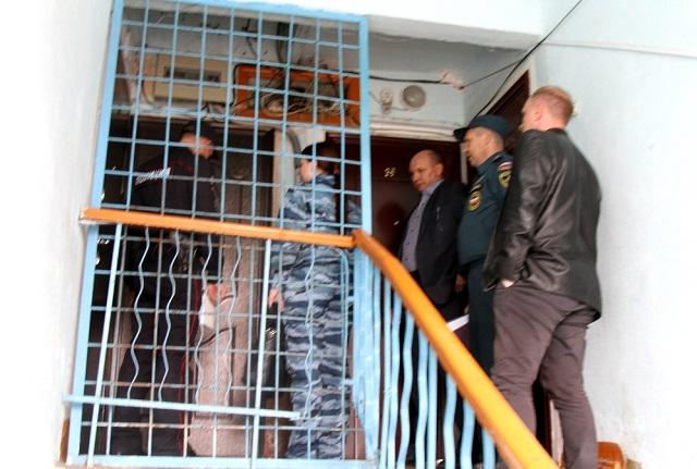 В квартиру биробиджанца внезапно нагрянули пожарные инспекторы и газовая служба