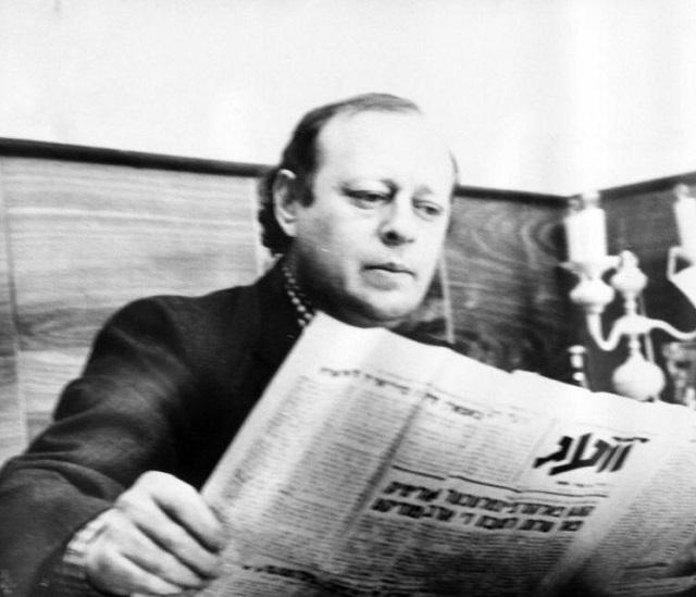 На 74-м году жизни скончался биробиджанский поэт, переводчик и журналист Леонид Школьник