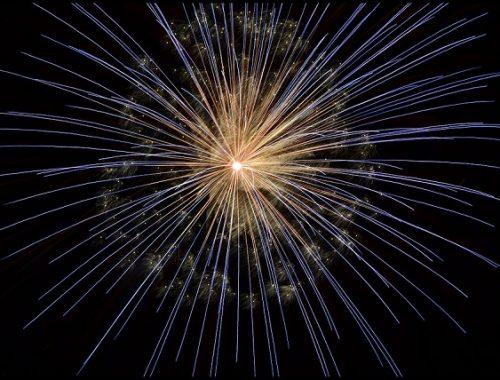 Фейерверк озарит сегодня небо в Биробиджане